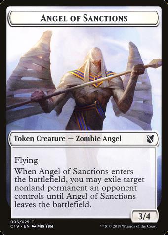 Angel of Sanctions Token image
