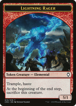 Lightning Rager Token image