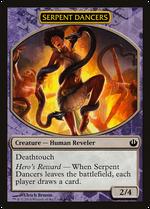 Serpent Dancers Token image