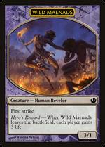 Wild Maenads Token image