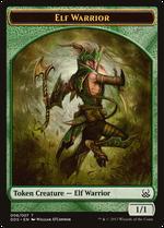 Elf Warrior Token image
