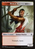 Human Warrior Token image