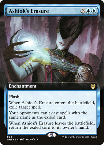 Ashiok's Erasure image