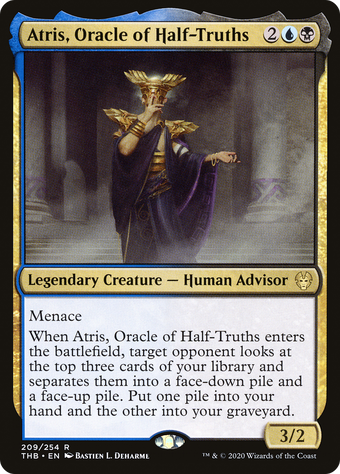 Atris, Oracle of Half-Truths image