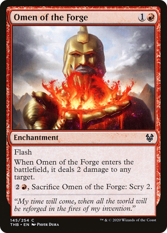Omen of the Forge image