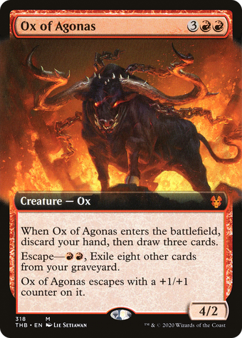 Ox of Agonas image