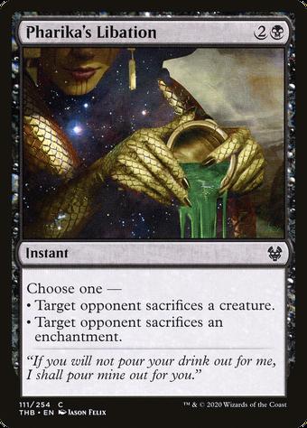 Pharika's Libation image