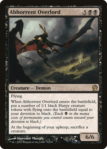 Abhorrent Overlord image