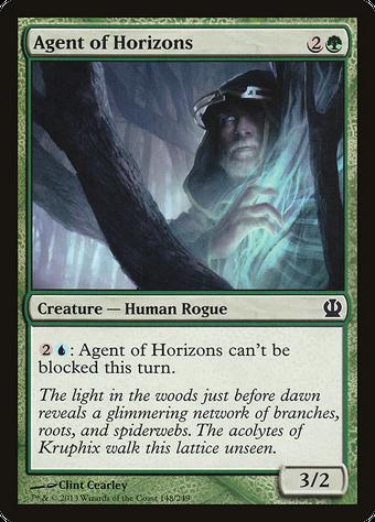 Agent of Horizons image