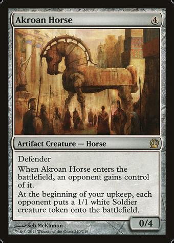 Akroan Horse image