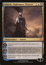 Ashiok, Nightmare Weaver image
