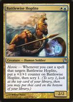 Battlewise Hoplite image