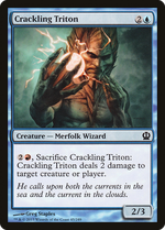 Crackling Triton image