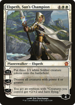 Elspeth, Sun's Champion image