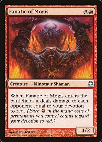 Fanatic of Mogis image