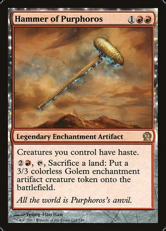 Hammer of Purphoros image