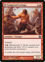 Ill-Tempered Cyclops image
