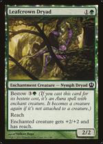Leafcrown Dryad image