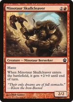 Minotaur Skullcleaver image