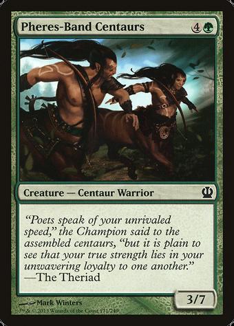 Pheres-Band Centaurs image