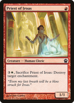 Priest of Iroas image
