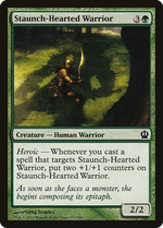 Staunch-Hearted Warrior image
