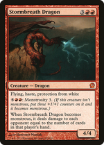 Stormbreath Dragon image