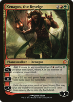 Xenagos, the Reveler image