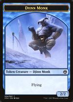 Djinn Monk Token image