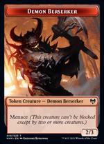 Demon Berserker Token image