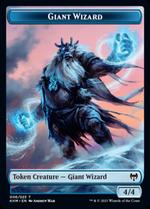 Giant Wizard Token image