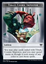 Tibalt, Cosmic Impostor Emblem image