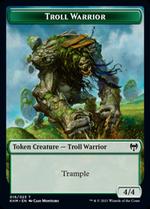 Troll Warrior Token image