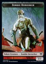 Zombie Berserker Token image