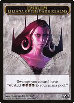 Liliana of the Dark Realms Emblem image
