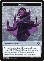 Liliana, the Last Hope Emblem image