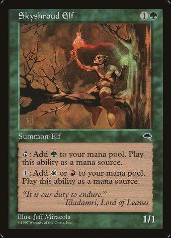 Skyshroud Elf image