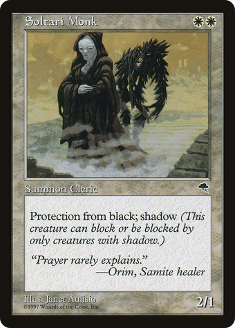 Soltari Monk image