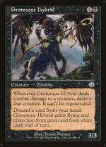 Grotesque Hybrid image