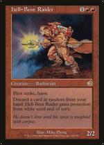 Hell-Bent Raider image