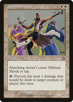 Militant Monk image