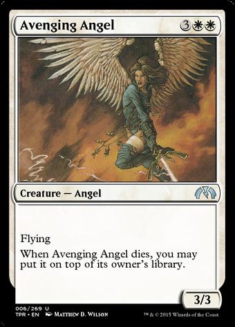 Avenging Angel image