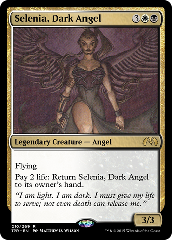 Selenia, Dark Angel image