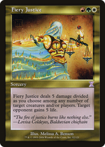 Fiery Justice image