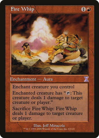 Fire Whip image