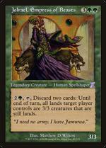 Jolrael, Empress of Beasts image