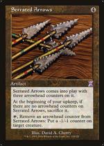 Serrated Arrows image