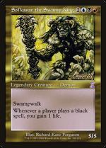 Sol'kanar the Swamp King image