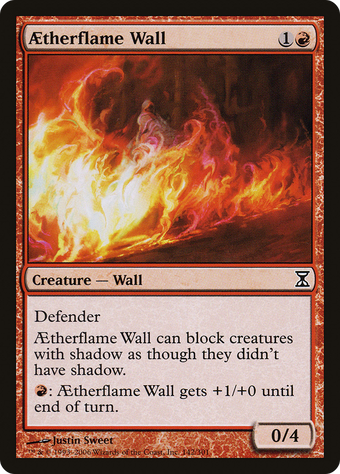Aetherflame Wall image