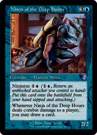Ninja of the Deep Hours image